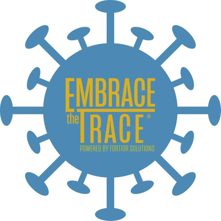 Embrace the Trace - Full Logo